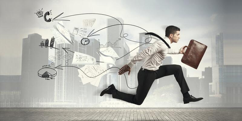 B2B-Studie: Online-aktivste Unternehmen