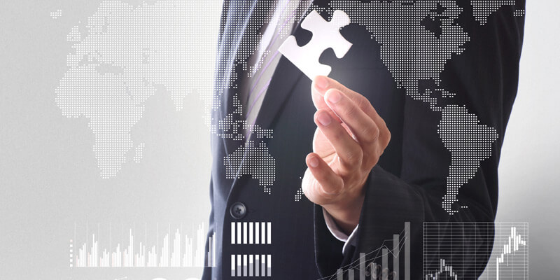 B2B Content-Marketing SEO-Puzzle