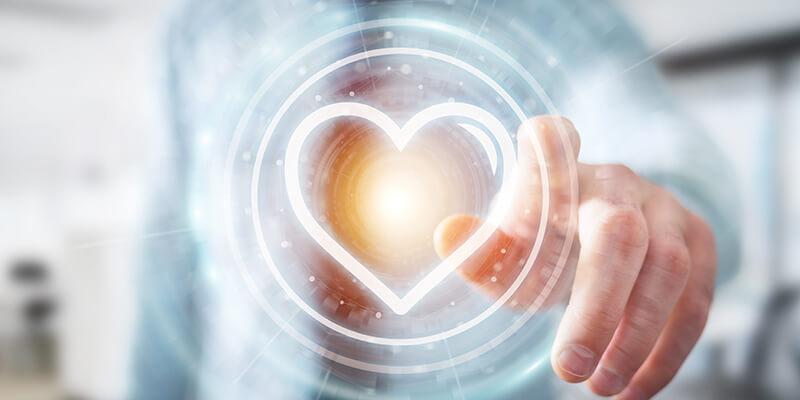 Artikelbild    Herz ist Trumpf – Emotional Design für mehr Conversions im B2B